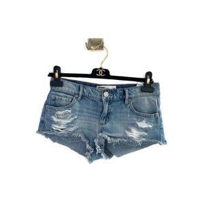 Garage Distressed Shorts